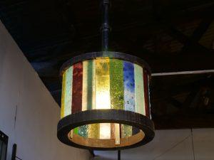 Lámpara - Colores del hogar